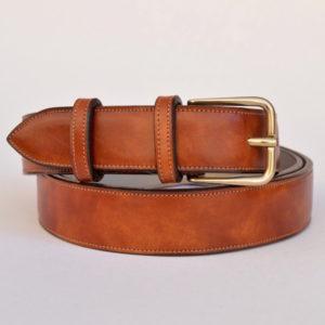 Leather Belt, Roma Dress Belt
