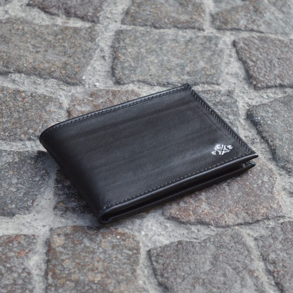 Roma Bifold Wallet Black