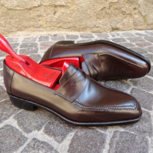 Brown Roma Loafer