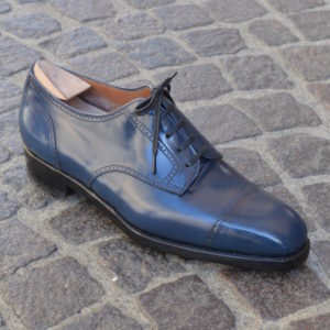 Semi-Brogue Derby