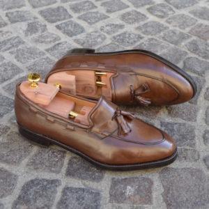 Brown Aurelio Loafer