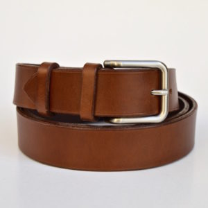 Brown Casual Belt, 3.5cm